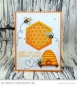 Preview: bg-92-my-favorite-things-clear-stamps-honeycomb-background-card1