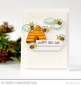 Preview: bg-92-my-favorite-things-clear-stamps-honeycomb-background-card4