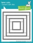 Preview: lf1384-zigzag-sqaure-stackables-lawn-cuts-dies-lawnfawn
