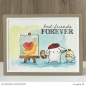 Preview: lil-painters-clear-stamps-mama-elephant-card1