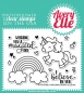 Preview: be-a-unicorn-stamps-averyelle-st1604