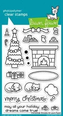 Christmas Dreams - Stempel
