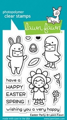 Easter Party - Stempel