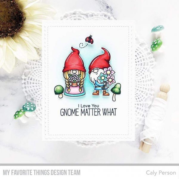 Hanging with My Gnomies Stempel | My Favorite Things