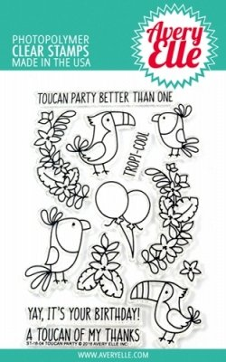 Toucan Party - Stempel