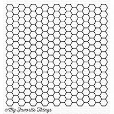 Honeycomb Background - Stempel