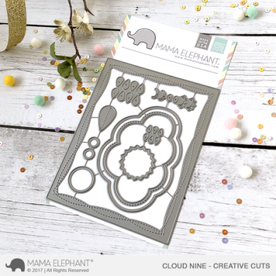 Cloud Nine - Creative Cuts - Stanzen - Mama Elephant