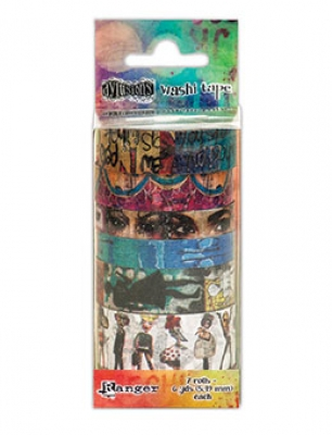 Dylusions Washi Tape Set - #2