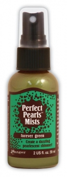 Perfect Pearl Mists - forever green