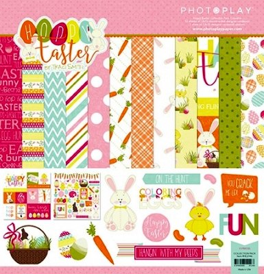 "Hoppy Easter  - Collection Pack - 12""x12"""