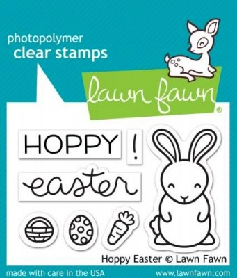 Hoppy Easter - Stempel