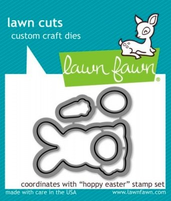 Hoppy Easter - Lawn Cuts