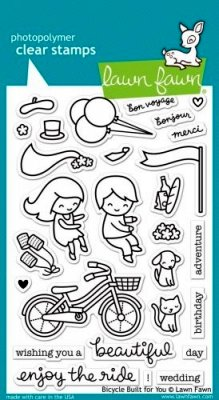 Bicycle Built For You - Stempel