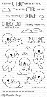 Otterly Love You - Stempel