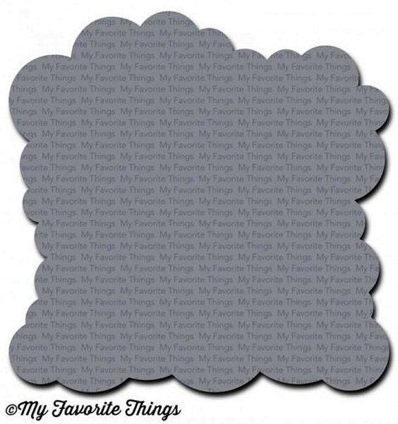Cloud Stencil My favorite things