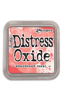 Abandoned Coral - Distress Oxide Ink Pad