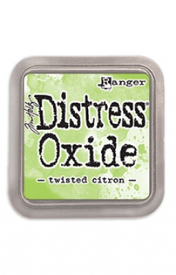 Twisted Citron - Distress Oxide Ink Pad