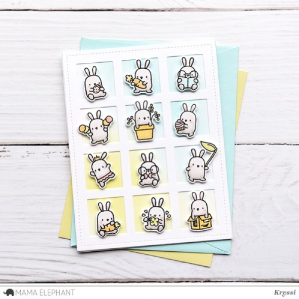 CC-187-LITTLE-BUNNY-AGENDA-Mama-Elephant-creative-cuts-dies-project1