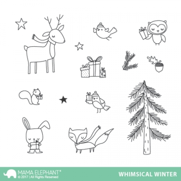 me1710-215-mama-elephant-clear-stamps-whimsical-winter
