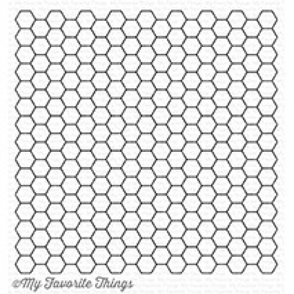 bg-92-my-favorite-things-clear-stamps-honeycomb-background