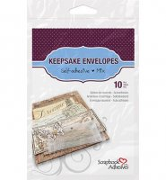 Keepsake Envelopes - Scrapbook Adhesive