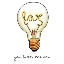 Electric Love - Stempel