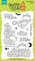 Newton´s Boo-tiful Night - Clear Stamps - Newton´s Nook Designs