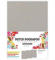Chipboard A5 - Dutch Doobadoo