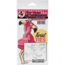 4984-art-impressions-clear-stamps-twist-ties-flamingo