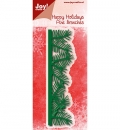 Pine Branches - Happy Holidays - Stanze