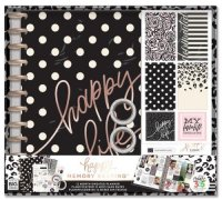 Create 365 - The Happy Planner - BIG - Box Kit Happy Life - undatiert