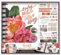 Create 365 - The Happy Planner - BIG - Box Kit Every Picture Tells A Story - undatiert