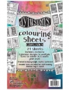Dylusions Colouring Sheets - Collection 3