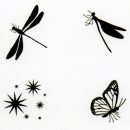 Fairy Bugs - Clear Stamps - Lavinia