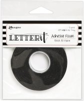 Foam Tape - Black- Klebeband