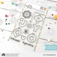 mama elephant - joy ornaments