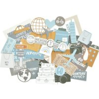 Kaisercraft - Collectables Die Cuts - Let's Go