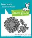 Mini Wreath - Lawn Cuts