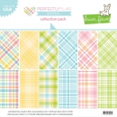 "Perfectly Plaid Spring - Collection Pack - 12""x12"""