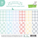 "Gotta Have Gingham - Petite Paper Pack - 6""x6"""