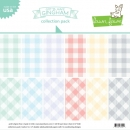 "Gotta Have Gingham - Collection Pack - 12""x12"""