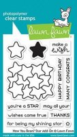 How You Bean? Star Add-On - Stempel