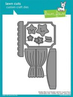 Shadow Box Card Theater Add-On - Lawn Cuts