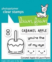 Caramel Apple - Stempel