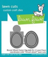 Reveal Wheel Easter Egg Add-On - Lawn Cuts