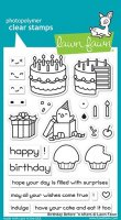 Birthday Before 'n Afters - Stempel