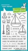 Smooth Sailing - Stempel