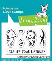 Seahorsin' Around - Stempel