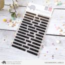 Occasional Labels - Clear Stamps - Mama Elephant