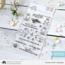Picnic With Friends - Clear Stamps - Mama Elephant